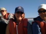 Sailing during the Leukemia Cup Regatta, Sept. 20th, San Francisco Bay